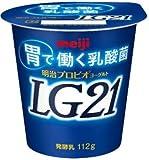 明治プロビオヨーグルトLG-21 商品イメージ