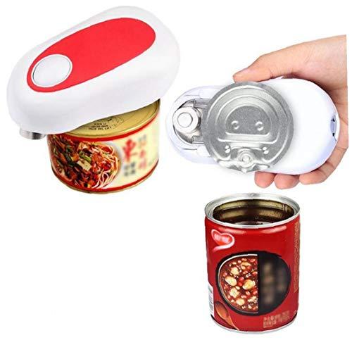 AYRSJCL Jar Innovativo Elettrico One-Button Can Opener Opener Automatico Senza Batteria Hands Free Operation Utensili da Cucina