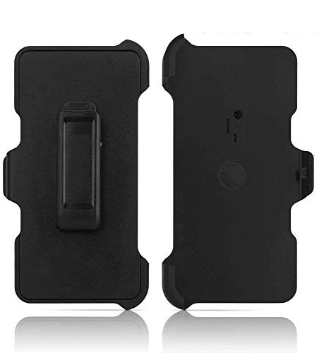 """2 Pack Eeejumpe Replacement Holster Belt Clip for Apple iPhone 6/6S/7/8 Otterbox Defender Case(Only 4.7"""")"""