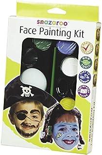 Snazaroo Palette Kit Rainbow Face Painting Kit
