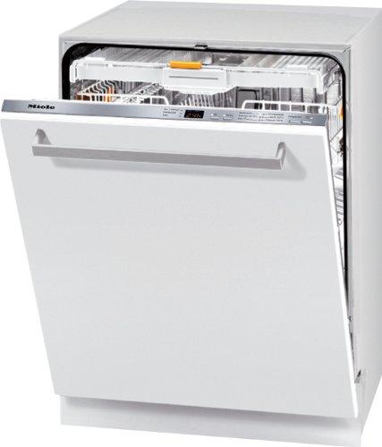 Miele G 5470 SCVi Edition 3D vollintegrierbarer Geschirrspüler / Einbau / A++ A / 14 Maßgedecke / 44 db / Edelstahl / 3D-Besteckschublade / effizientes Wechselspül-System / 59.8 cm