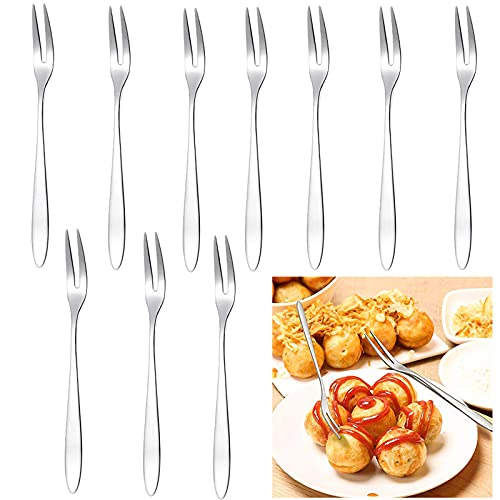 Platos Tenedores Pequeños Tenedor De Ensalada De Frutas Rep