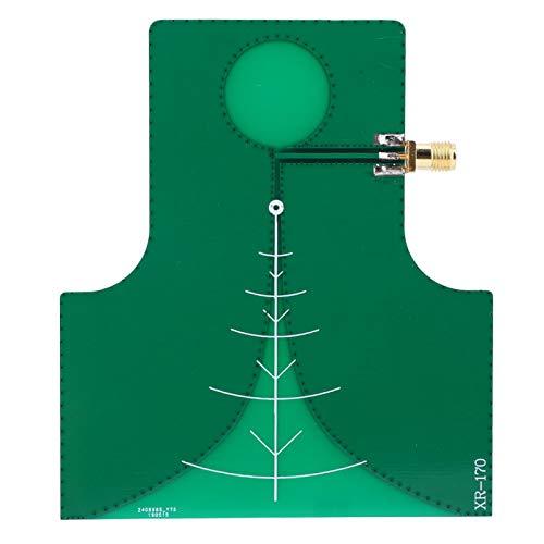 Baja pérdida de retorno Antena UWB de 1,4 a 10,5 GHz Antena de peso ligero de alta ganancia Antena direccional de 7 dBi Gran frecuencia de trabajo para frecuencias comunes