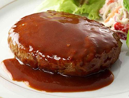 ヤヨイ 業務用 レンジで簡単ハンバーグ(デミグラスソース)(170g)(冷凍ハンバーグ 冷凍食品)