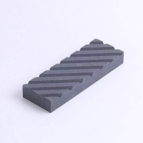 Zwarte slijpsteen met siliciumcarbide slijpsteen Wetsteen Fijn slijpsteen met fijne slijpgroeven voor slijpsteen