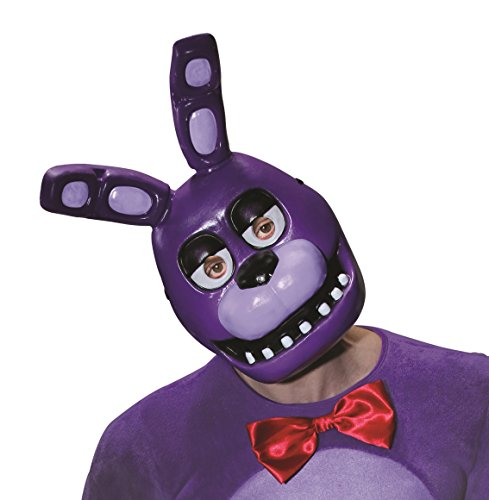 Rubie's Costume Five Nights at Freddy's Bonnie Half Mask