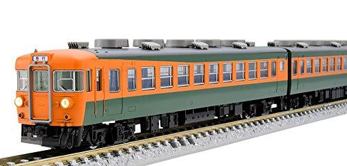 TOMIX Nゲージ 153系 冷改車 ・ 低運転台 基本セット 4両 98343 鉄道模型 電車