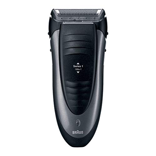 Braun Series 1 electric shaver 190s-1, Black