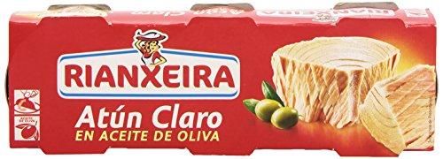 Rianxeira Atún Claro en Aceite de Oliva -...