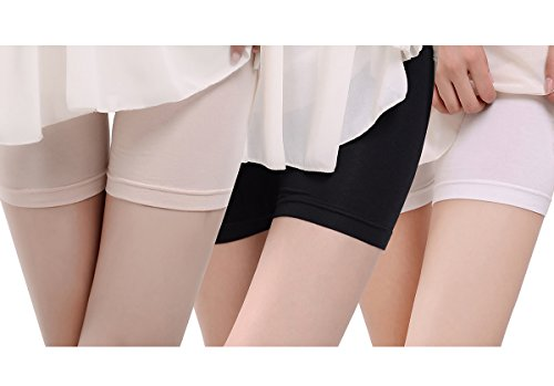 Magilona - 3 pares pantalones cortos mujer niña