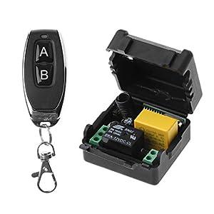 yinuneronsty-AC-220-V-10-A-1CH-RF-433-MHz-Mando-a-Distancia-inalmbrico-con-Interruptor-Receptor-Kit-transmisor