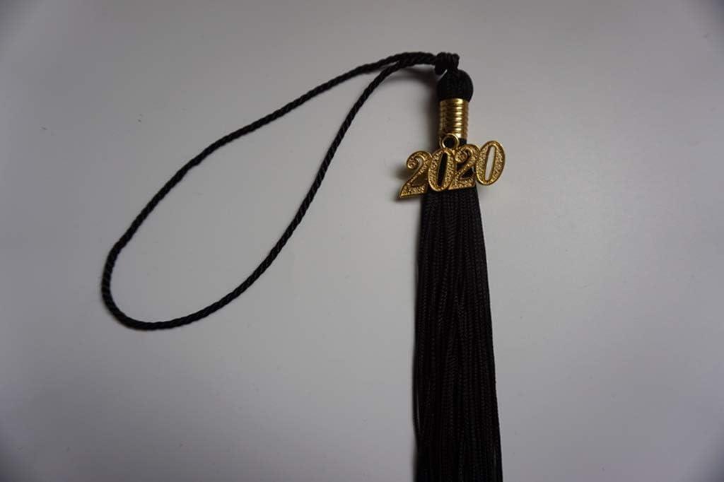 Graduation Tassel with 2018 Year Charm Grad Day Black, 2021