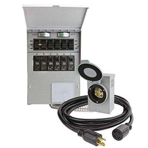 Reliance Portable Generator Power Transfer Kit-model#3006hdk