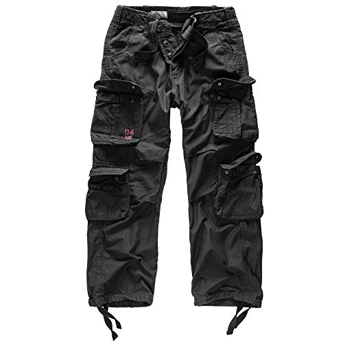 Trooper Airborne Trousers Lightning Edition Schwarz - L