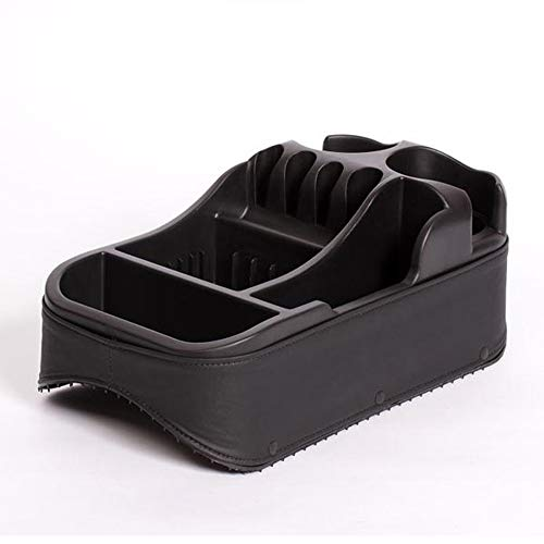 Texas Saddlebags Clutter Catcher(R) Universal Floor Consoles Black (50811)