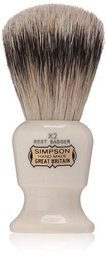 Price comparison product image Simpsons Commodore X2 Best Badger Shaving Brush
