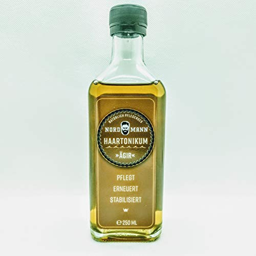 "Nordmann Haartonikum""Ägir"" 250 ml"
