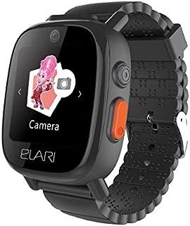 Elari FixiTime 3 Orologio-cellulare Idrorepellente per Bambini con GPS/LBS/WiFi, Doppia Fotocamera e Speciale Bottone SOS ...