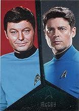 Star Trek TOS Captains Collection Bridge Crew Chase Card D3 McCoy Kelley Urban