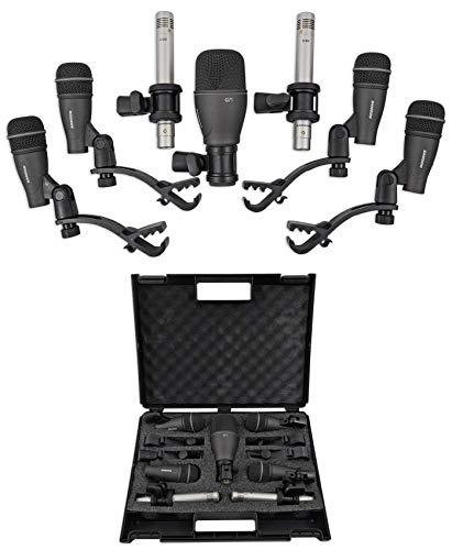 Samson DK707 / 7-teiliges Drum-Mikrofon-Kit