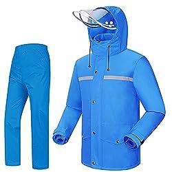 Image of iCreek Rain Suit Jacket &...: Bestviewsreviews