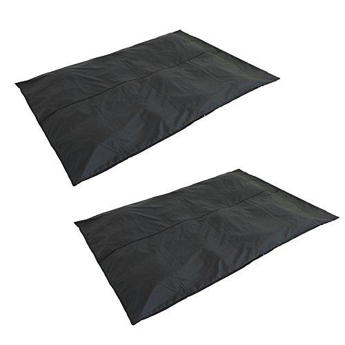 洗える&出し入れ簡単 布団干し袋 2枚セット