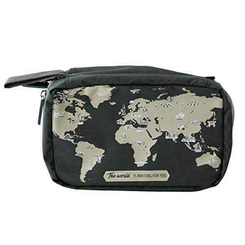 Mr Wonderful - Neceser de viaje - The world is waiting for you
