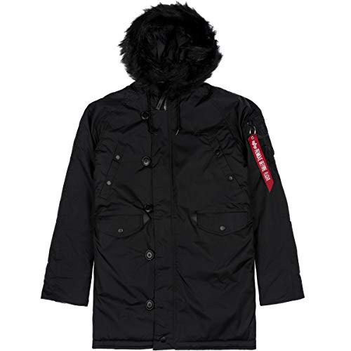 Alpha Industries damesjack N3-B VF 59 BN Wmn