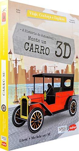 Monte um carro 3D : Viaje, conheça e explore