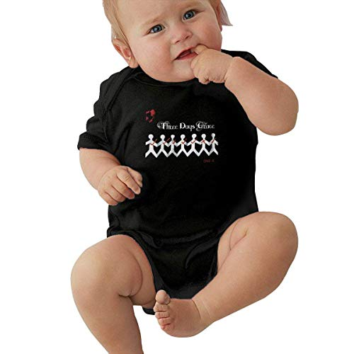 Camiseta de Manga Corta de algodón con Body para bebé de niño/niña
