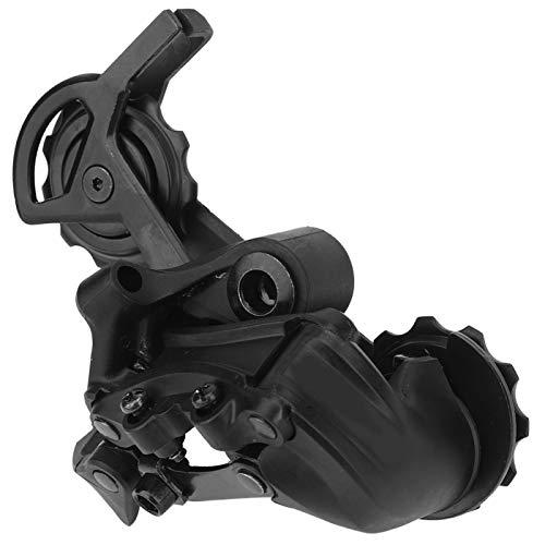 SALUTUYA Desviador de Bicicleta de aleación de Aluminio preciso Desviador de Bicicleta de montaña Rendimiento Estable, para Bicicleta de montaña