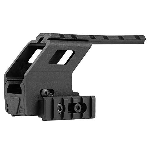 Huenco Taktisches Pistolen-Karabiner-Kit Glock-Schienen-Basissystem für Glock-Serie G17 18 19-Schienenhalterung