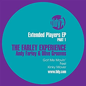 Extended Players EP, Pt. 1