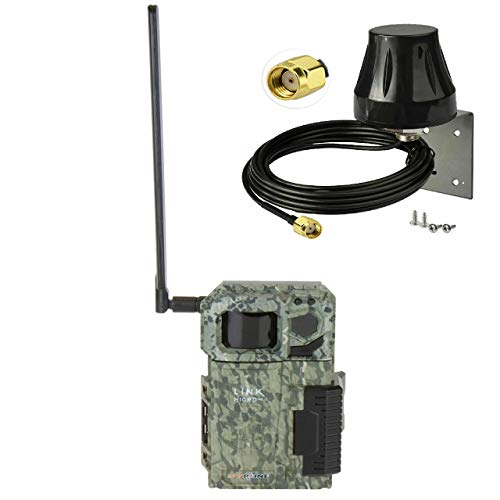SPYPOINT Link Micro V - Verizon Cellular Hunting Trail Camera & Long Range Antenna