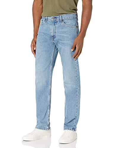 Levi's 00505-1456 Jeans, Clif - Elasticizzato, 36W/30L Uomo
