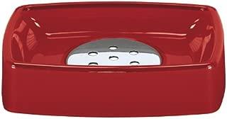 Kleine Wolke 4004478215245 Easy Soap Dish, Red, Multi