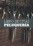 Libro de Citas Peluquería: Formato A4 con 102 Páginas - Agenda de Citas para Peluqueras, Peluqueros y Barberos
