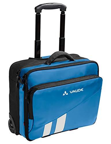 VAUDE Reisegepäck Tuvana 25, innovativer Piloten-Koffer für den Business-Alltag, azure, one Size, 142497240