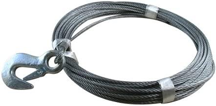 50' ATV & Boat Winch Cable - 3/16