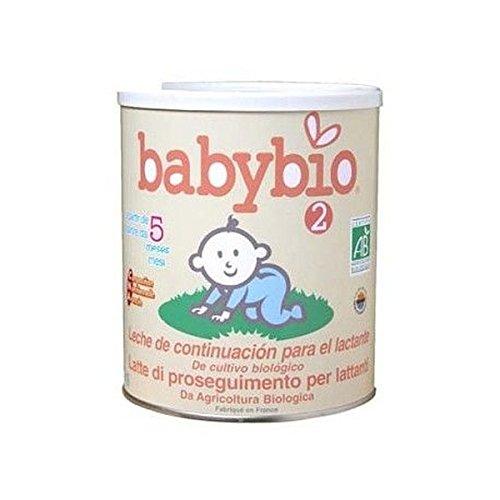 BabyBio Milch 2 Kontinuation 900 g