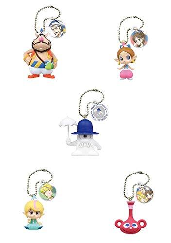 TVアニメ ハクション大魔王2020 ボールチェーンフィギュア 全5種 タカラトミーアーツ【予約商品】