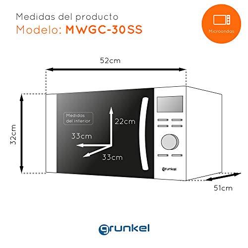 Grunkel MWG-30SS