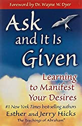 Ask and It Is Given - See it on Amazon