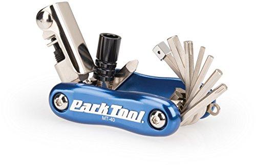 ParkTool MT-40 - Herramienta Multiherramienta Plegable