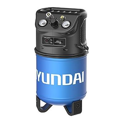Hyundai 8 gallon Ultra-Quiet Portable Electric Air Compressor