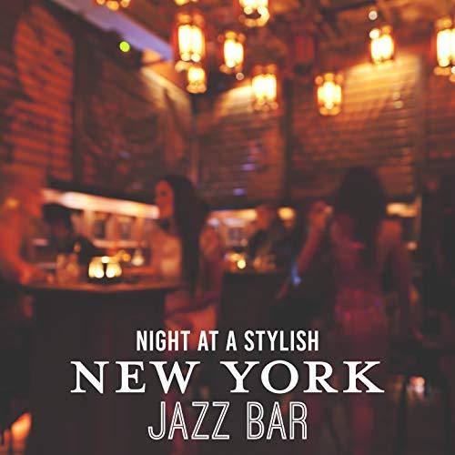 Night at a Stylish New York Jazz Bar