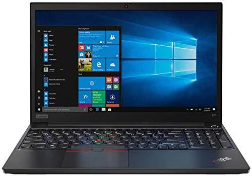 "Lenovo ThinkPad E15 (20T80005US) Laptop, 15.6"" FHD Display, AMD Ryzen 5 4500U Upto 4.0GHz, 8GB RAM, 256GB NVMe SSD, HDMI, DIsplayPort via USB-C, Card Reader, Wi-Fi, Bluetooth, Windows 10 Pro"