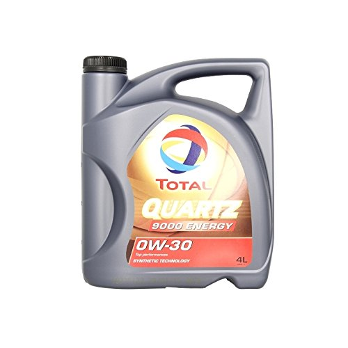 Motorolie TOTAL Quartz 9000 Energy 0W30 4 liter