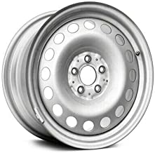 PartSynergy Replacement For OEM Take-Off Steel Wheel Rim 17 Inch Fits 2016 Mercedes Metris 5-114.3mm 16 Hole