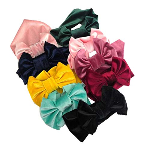 Borlai mode baby meisjes hoofdband schattige haarband hoofdband hoofdwear haaraccessoires voor 1-5 jaar